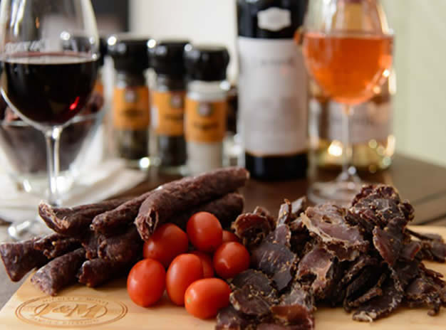 Full Day Chocolate, Cheese, Biltong and Wine Tour