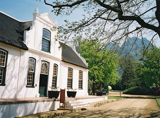 Stellenbosch Wine Region Private Tour